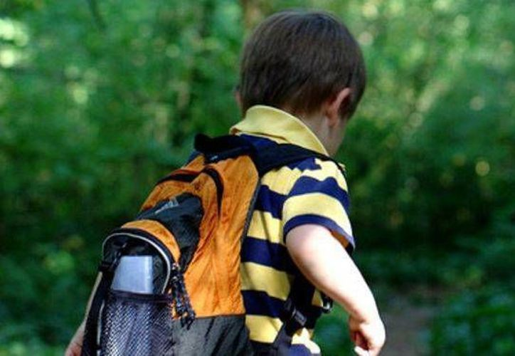 Al accionar el niño el arma, las esquirlas lastimaron a tres de sus amigos. (radioamericahn.net)