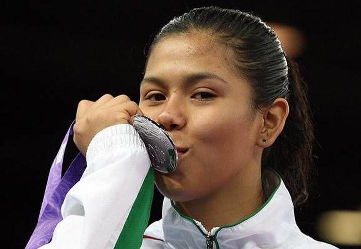 Briseida se prepara para las Olimpiadas de Rio 2016. (Foto: Agencias)