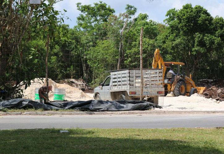 Esta misma semana podrían liberarse los permisos de construcción y de uso de suelo para comenzar la construcción del planetario. (Irving Canul/SIPSE)