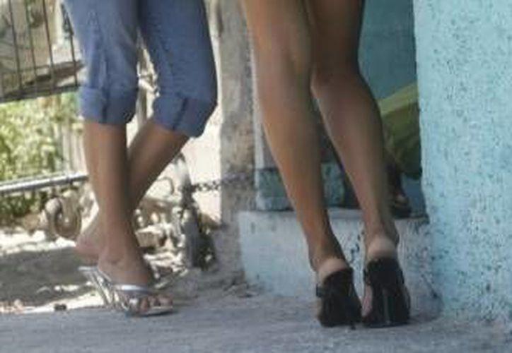 'Laura' ejerce la prostitución desde los 16 años, oriunda de Veracruz llegó a Cancún hace 30 años. (Archivo/SIPSE)