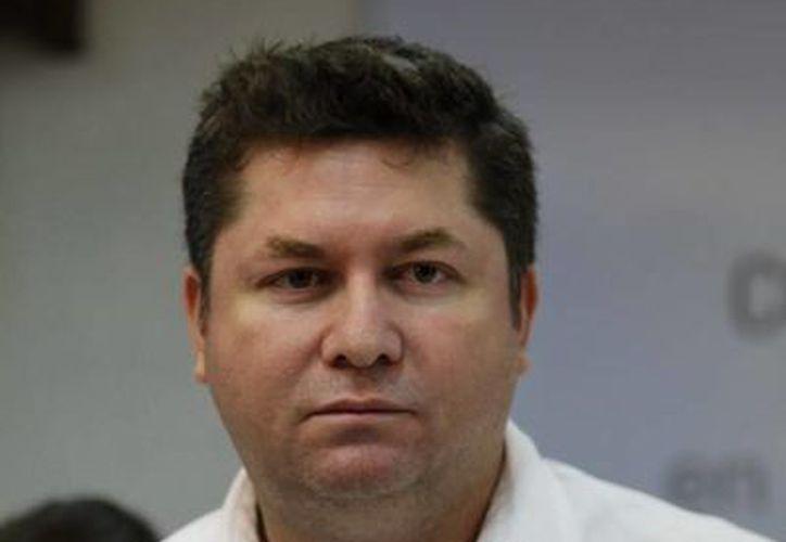 El director general de la Coordinación estatal de Protección Civil, Luis Carlos Rodríguez Hoy. (Redacción/SIPSE)