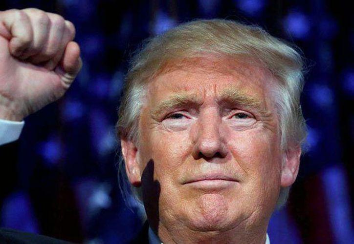 Llegará a la pantalla grande la vida de Donald Trump. (Foto: Internet)