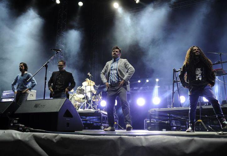 La banda de rock Café Tacvba regresa a Mérida para ser jurado del Rockcampeonato. (SIPSE)