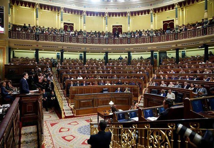 España lleva meses en una parálisis política sin precedentes y que podría llevar al país a unas terceras elecciones. (EFE)