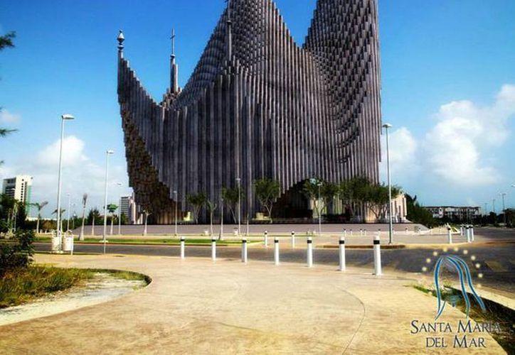 Los arquitectos responsables del proyecto modificarán detalles estéticos. (Redacción/SIPSE)