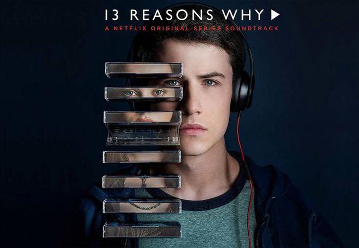 La serie 13 Reasons Why ha sido una de las más polémicas de Netflix. (Contexto)