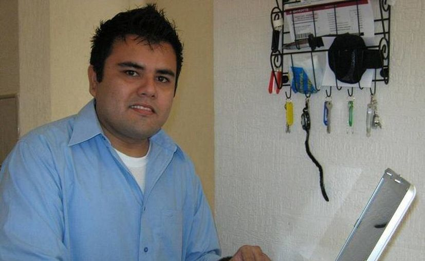 Mauro Barea, escritor autodidacta de 31 años de edad. (Internet)