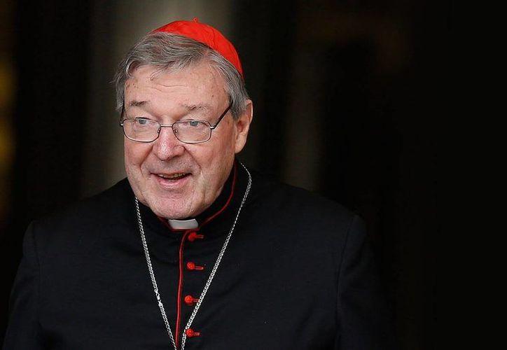 El secretariado de Economía de la Santa Sede, dirigido por el cardenal George Pell, ha gastado una fuerta suma en solo seis meses de existencia. (Archivo/AP)