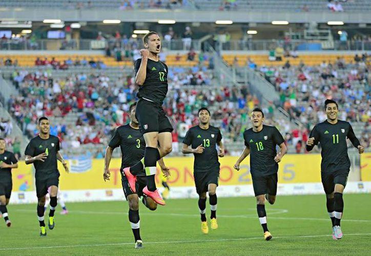 La Selección Mexicana Sub 23 perdió ante su similar de Japón 2-1, en un partido amistoso en Portugal. (tododfut.com)