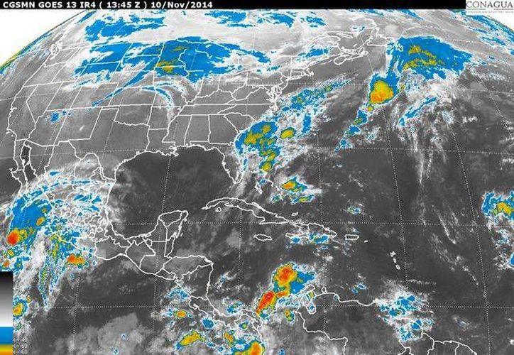 La temperatura mínima en Quintana Roo será de 14 grados centígrados. (Redacción/SIPSE)