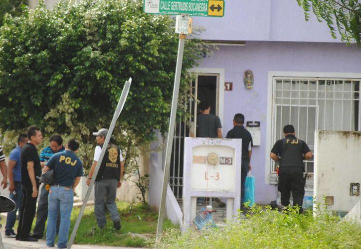 Las alumnas de la maestra de zumba fueron quienes encontraron el cuerpo sin vida al interior de su domicilio. (Archivo/SIPSE)