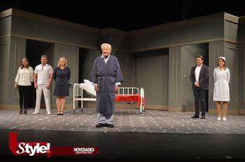 """Obra de teatro """"El padre"""""""