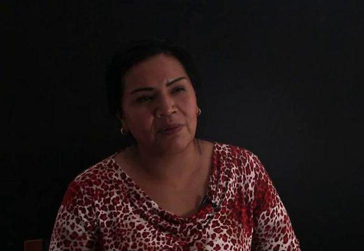 Maribel Vázquez Cañas encontró en Reinserta AC la mano amiga para evitar que fuera condenada injustamente. (www.elpais.com)