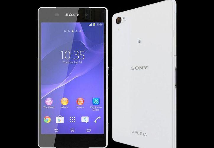 Llega el Sony Z3, competencia de iPhone 6 y Galaxy Note 4