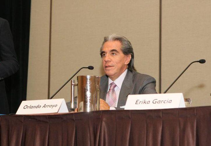 Orlando Arroyo Marroquín dijo que se invertirán ocho millones de dólares para la construcción del inmueble. (Redacción/SIPSE)