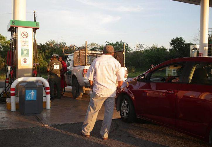 Ante el gasolinazo ha provocado un descontento de la población de todo el país. (Archivo/Notimex)