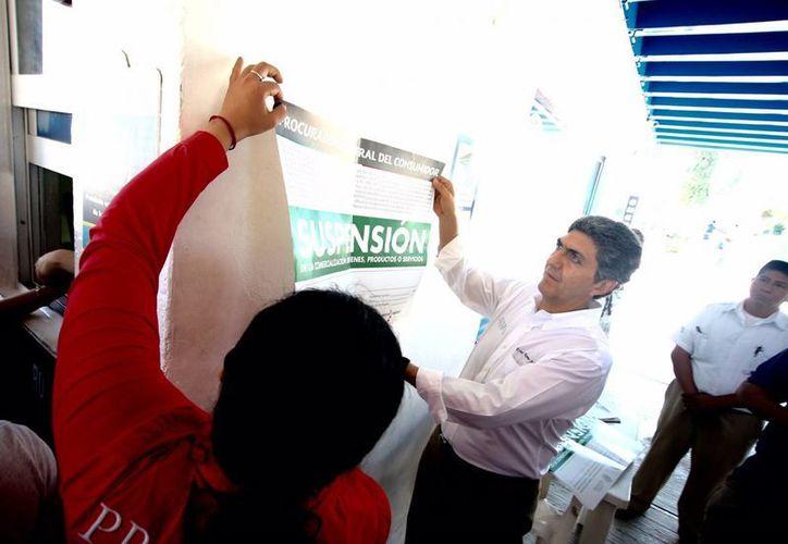 El titular de la Profeco indica que los estados con mayor número de irregularidades en tortillerías son Jalisco y Sonora. (Notimex)