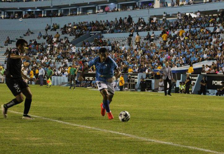 Venados de Yucatán se impuso 2-1 a Jaiba Brava en partido de la jornada 12 de la Liga de Ascenso MX. (SIPSE)
