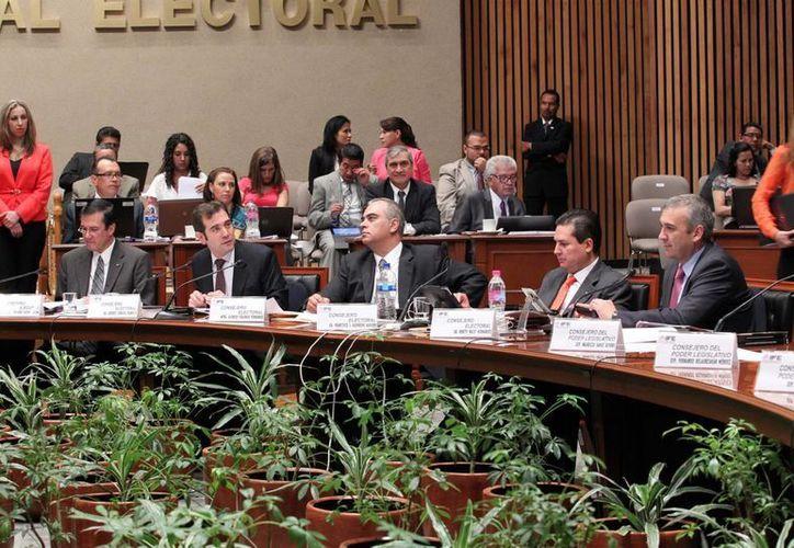 Este viernes será difundida la resolución de la Unidad de Fiscalización. (Archivo/Notimex)