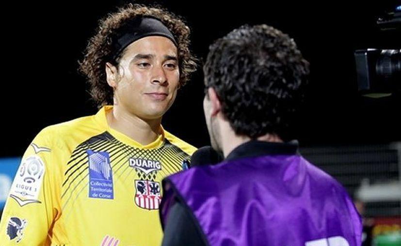 Ochoa superó a Oswaldo Sánchez y Óscar Pérez. (Foto: Agencias)