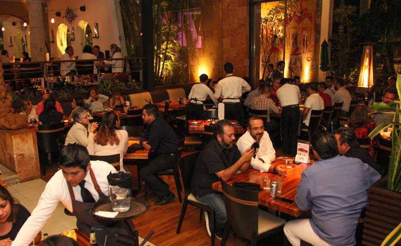 El Restaurant Week 2018 está programado para inaugurarse el próximo 24 de septiembre.  (Restaurant Week)