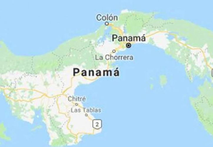 El temblor se registró a 13 kilómetros al noroeste de la localidad de Tonosí, en la península de Azuero. (vanguardia.com)