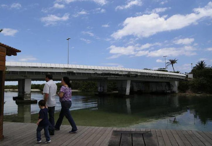 En cinco años se determinará si continúa o no la protección total a la zona del canal Nizuc. (Israel Leal/SIPSE)