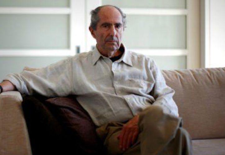 El novelista estadounidense Philip Roth falleció a los 85 años de edad. (Aristegui Noticias)