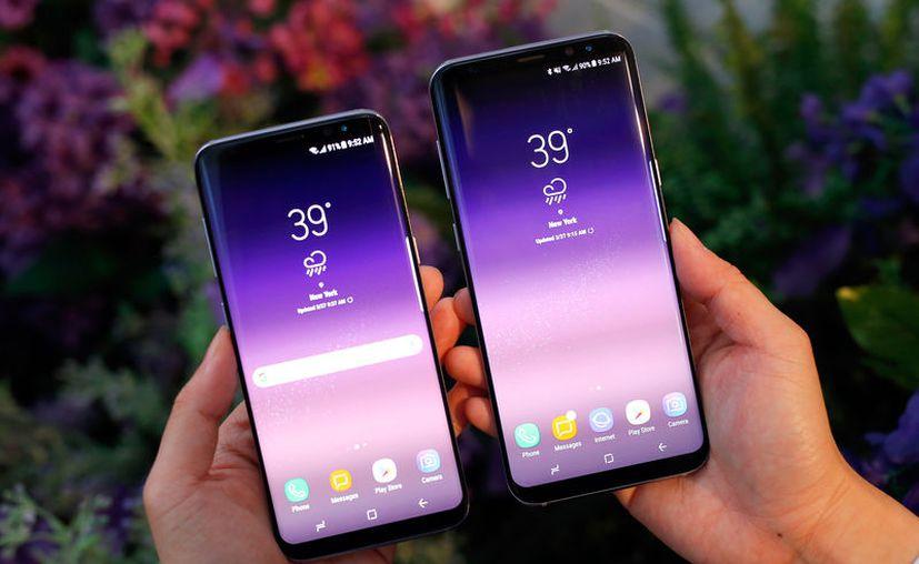 El Galaxy S8  se ha puesto a la venta en Estados Unidos. (Engadget).