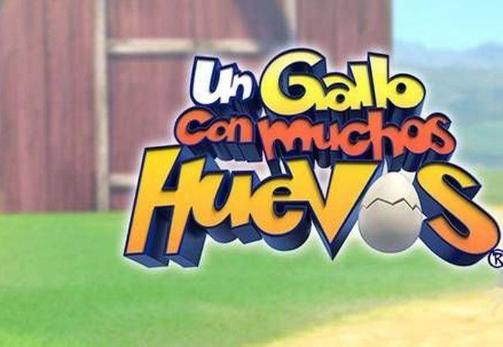 'Un gallo con muchos huevos' espera una buena respuesta del público mexicano en Estados Unidos donde se estrenará el próximo cuatro de septiembre. (Videocine.com)