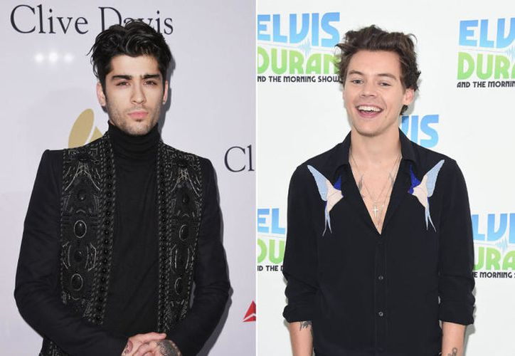 Zayn habló acerca de los ex integrantes de One Direction. (Getty Images).