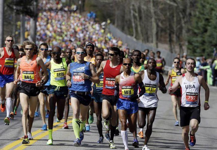 Con la inclusión de Ricardo Ramos Vargas, México completó el equipo de maratón que representará al país en los Juegos Olímpicos de Río 2016, en Brasil. (Imagen de contexto/AP)