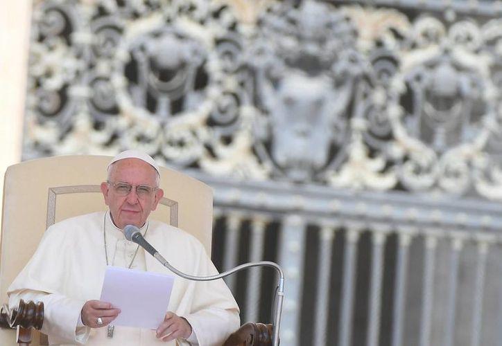 Su Santidad reconoció las virtudes de dos religiosos mexicanos, uno de Michoacán y otro de Guanajuato, con lo cual podrían convertirse en beatos de la Iglesia. (EFE)