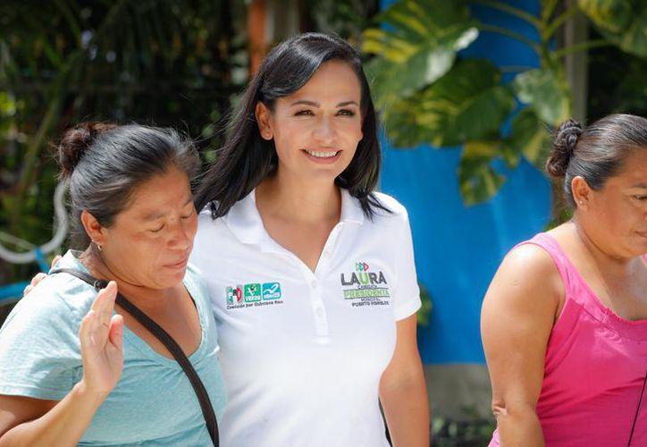 Laura Fernández Piña  buscó en dos años mejorar la atención a la población que lo necesita. (Archivo/SIPSE)