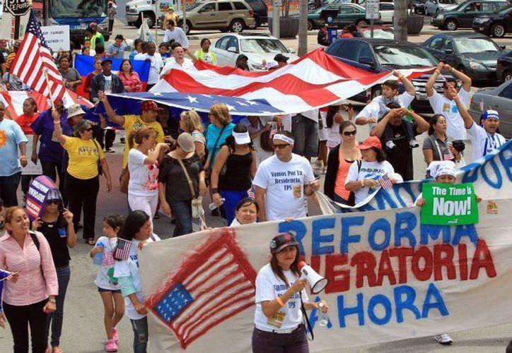 """Nueva York, se ha declarado como """"ciudad santuario"""" para los inmigrantes. (MVS)."""