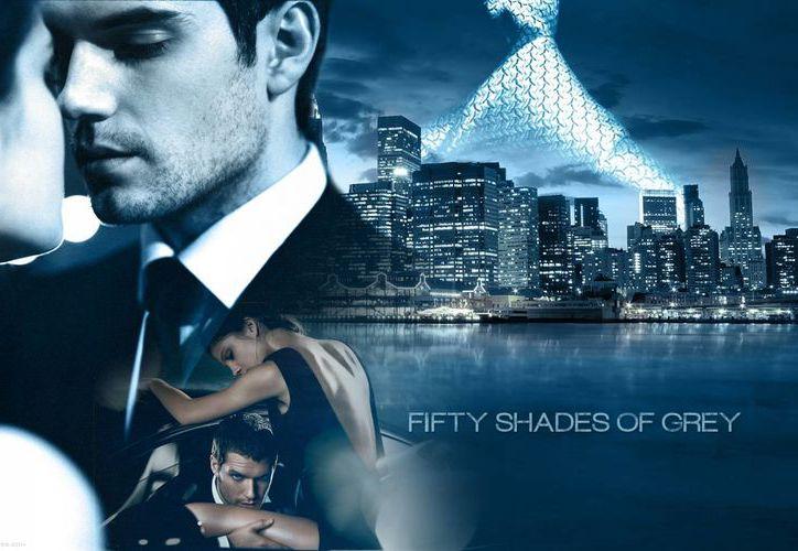 El filme 'Cincuenta sombras de Grey' es protagonizado por  Jamie Dornan y Dakota Johnson. (timoride.com)