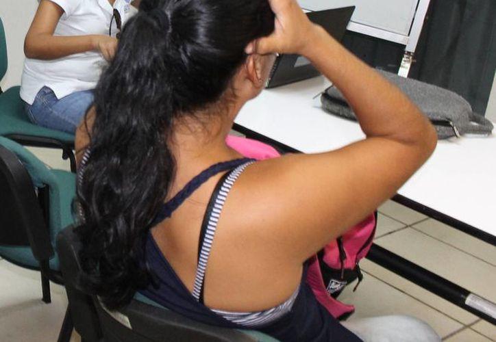 Los 34 telebachilleratos comunitarios existentes atienden a mil 176 estudiantes. (Manuel Salazar/SIPSE)