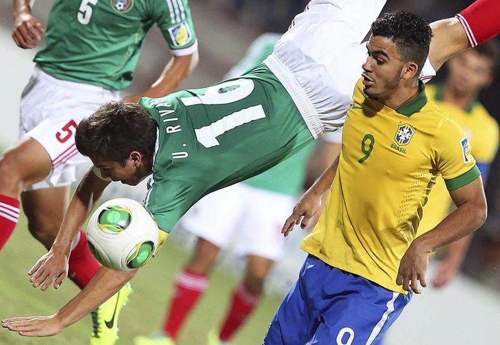 Rivas falló desde los once pasos en su turno. (Foto: Agencias)