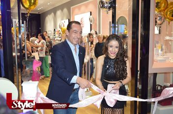 Tous, celebró la apertura de su nueva tienda en joyería española