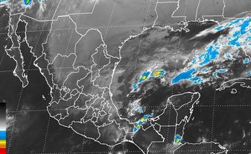 El sistema frontal 18 favoreció neblina por la mañana, con ambiente frío y viento de componente del este, de 15 a 30 kilómetros por hora. (Contexto/Internet)