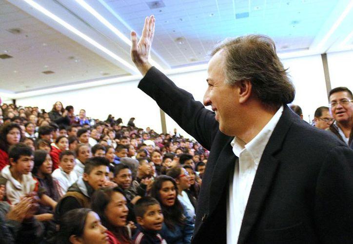 José Antonio Meade Kuribreña fue el impulsor de la Estrategia Nacional de Inclusión Social, con la que se lograron reducir los niveles de pobreza en el país. (Redacción/SIPSE)
