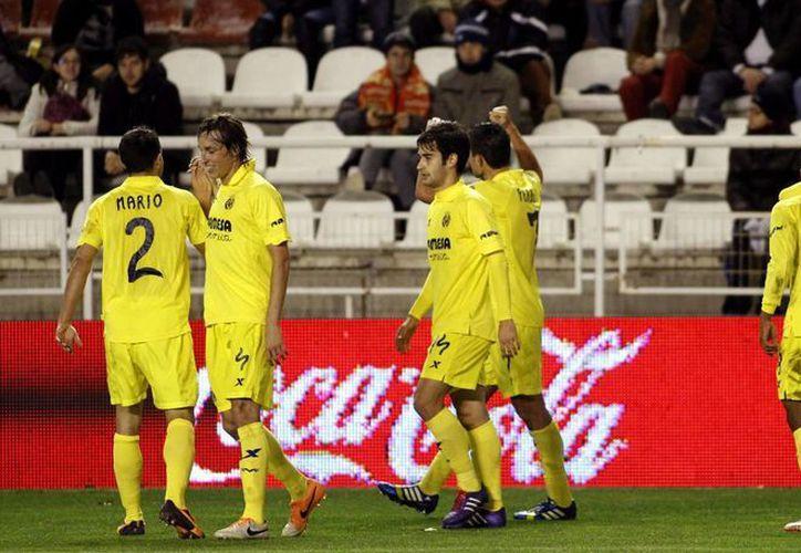 Mientras que el Villarreal de Gio y Aquino se fueron adelante en el marcador muy temprano, Carlos Vela no tuvo ni una ocasión de gol. (EFE/Foto de contexto)