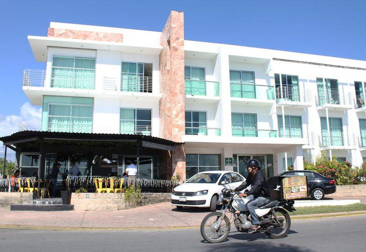 Hay confianza entre los empresarios hoteleros que lleguen más turistas estos últimos días. (Joel Zamora/SIPSE)