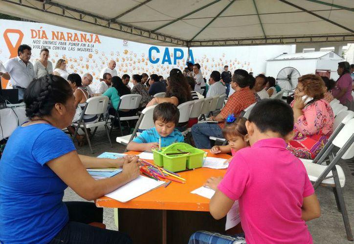 194 personas requeridas fueron atendidas por la Dirección General de 9 de la mañana a 2 de la tarde. (Foto: Redacción / SIPSE)