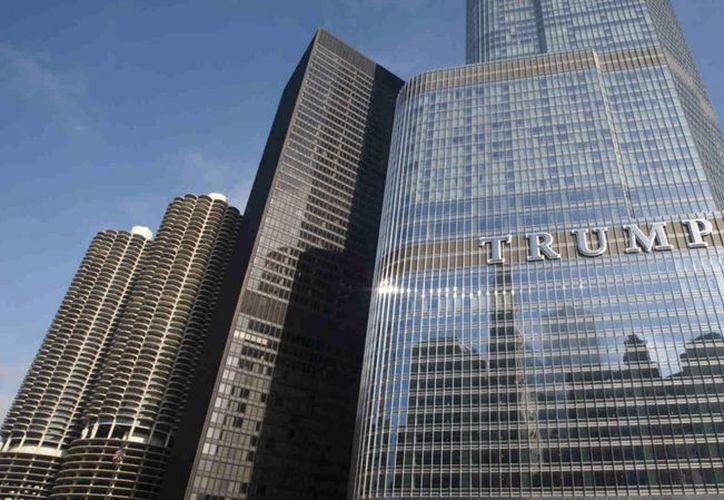 La compañía de Trump ha conseguido recientemente varias victorias relacionadas con marcas. (Contexto/ Internet)