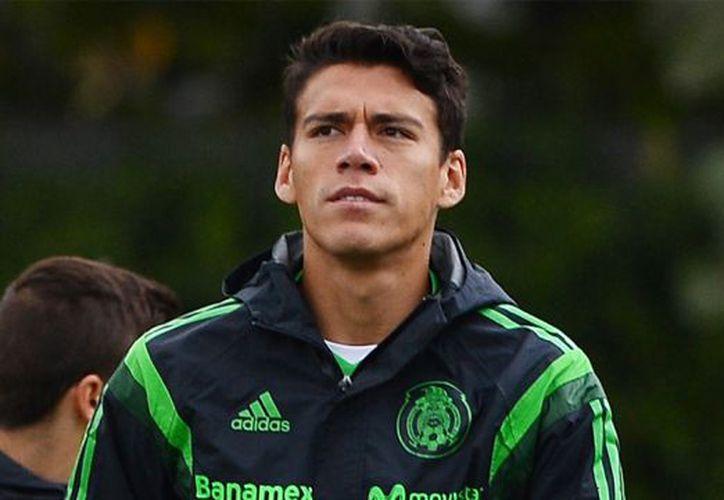 Héctor Moreno, es baja con la Roma para la Champions. (Contexto/Internet).