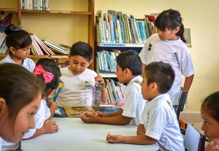 """""""Mis vacaciones en la Biblioteca 2017"""" se llevarán a cabo en diferentes puntos de Tulum. (Foto: Redacción)"""