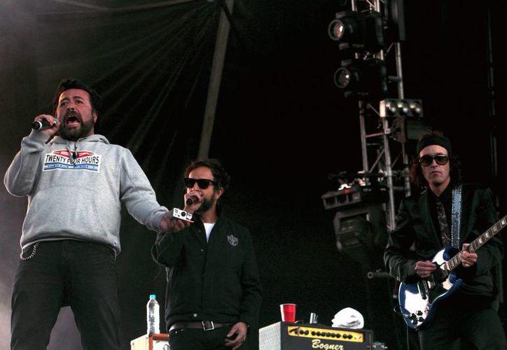 Aunque cuenta Molotov uno de los contratos más favorecedores del rock nacional, esperan con ansias terminarla. (Notimex)