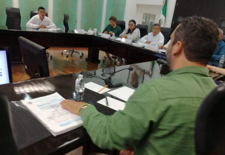 Ayer, ante la Comisión Especial del Congreso del Estado, los hermanos Campos Martínez declararon que fueron torturados para declarar en contra de Mario Villanueva Madrid. (Daniel Tejada/SIPSE)