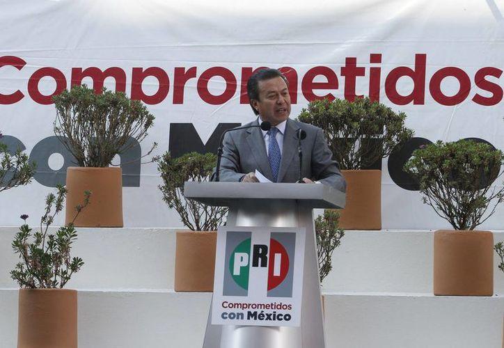 Camacho Quiroz desestimó las críticas del PAN y PRD por la eliminación de candados al IVA. (Notimex)